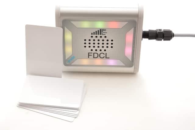 czytnik RFID Projekt elektroniki